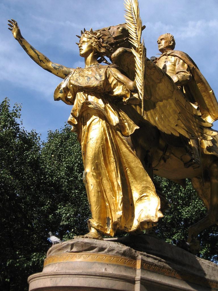 William T Sherman statue  New York City  bronxbob  Flickr