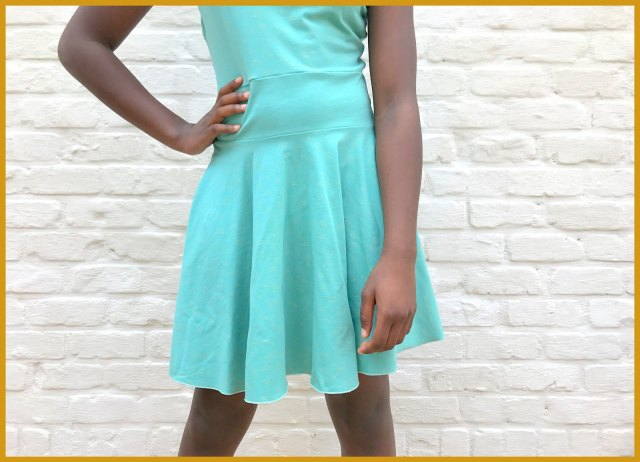 chat chocolat - spin dress