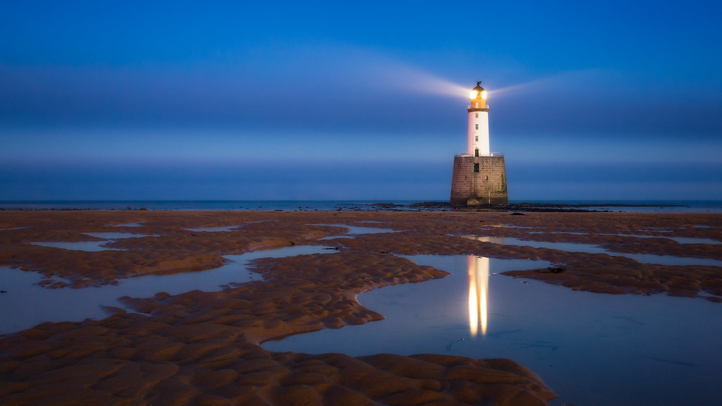 Rattray Head Lighthousejpg  Finally i got round to visitin  Flickr