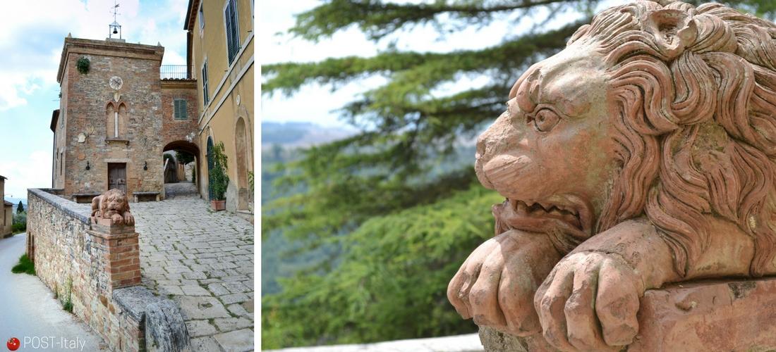 lucignano-tuscany