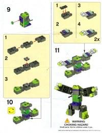 √ Lego Joker Instructions | LEGO The Joker Manor