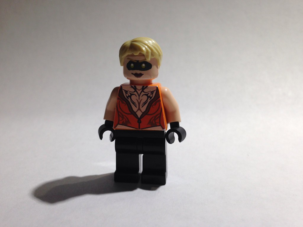 Lego Superheroes Copperhead  Based off her appearance in