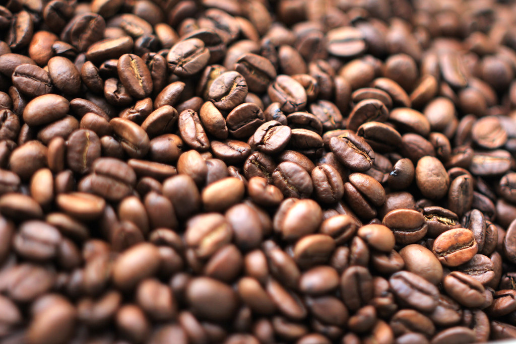 Coffee Beans  Kaffeebohnen I  This image was created by