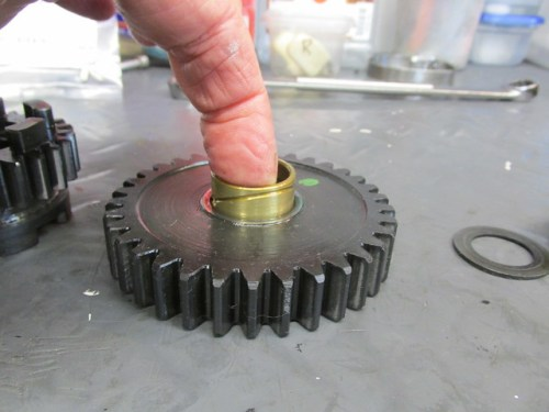 Ouput Shaft 1st Gear Bushing