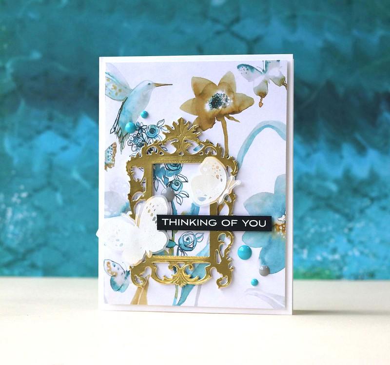 Altenew-New Day Card Kit