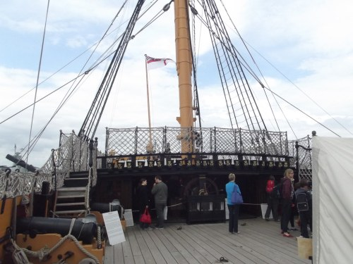 small resolution of hms victory portsmouth historic dockyard quarter deck flickr