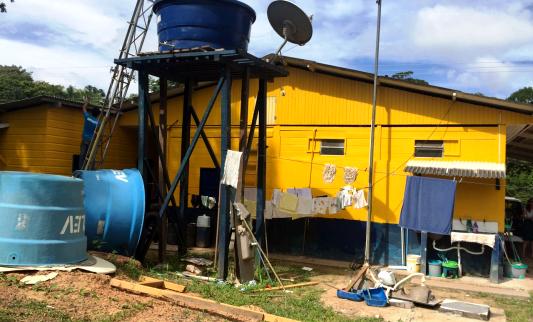 MPT pede a interdição do prédio da Polícia Rodoviária Federal em Santarém, PRF STM