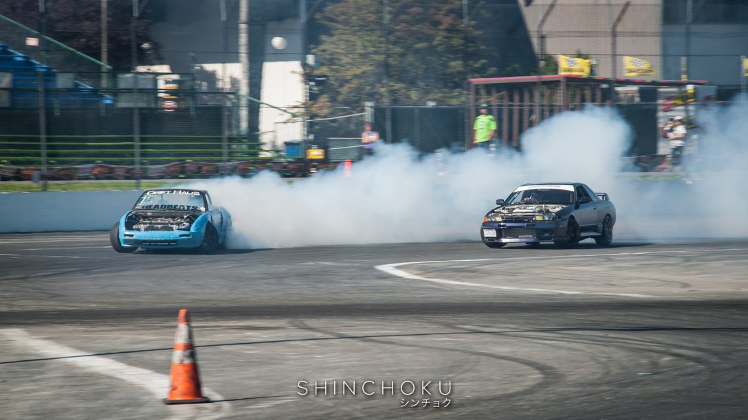 Evergreen Drift - Grassroots Round 5 (10-2-16)