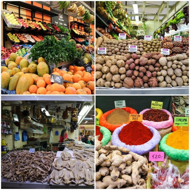 Mercado la Laguna