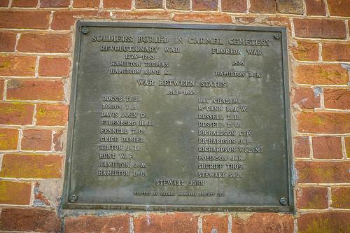 Carmel Presbyterian Church and Cemetery-006