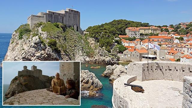 King's Landing Dubrovnik