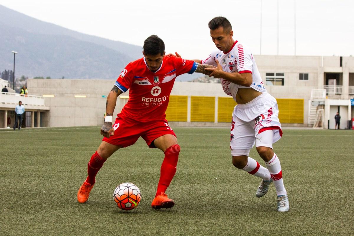 Unión La Calera 1-2 Ñublense