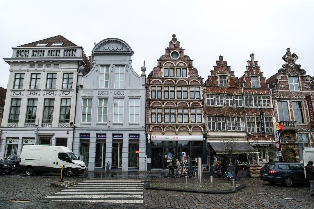 Gent in un giorno: la Vrijdagmarkt