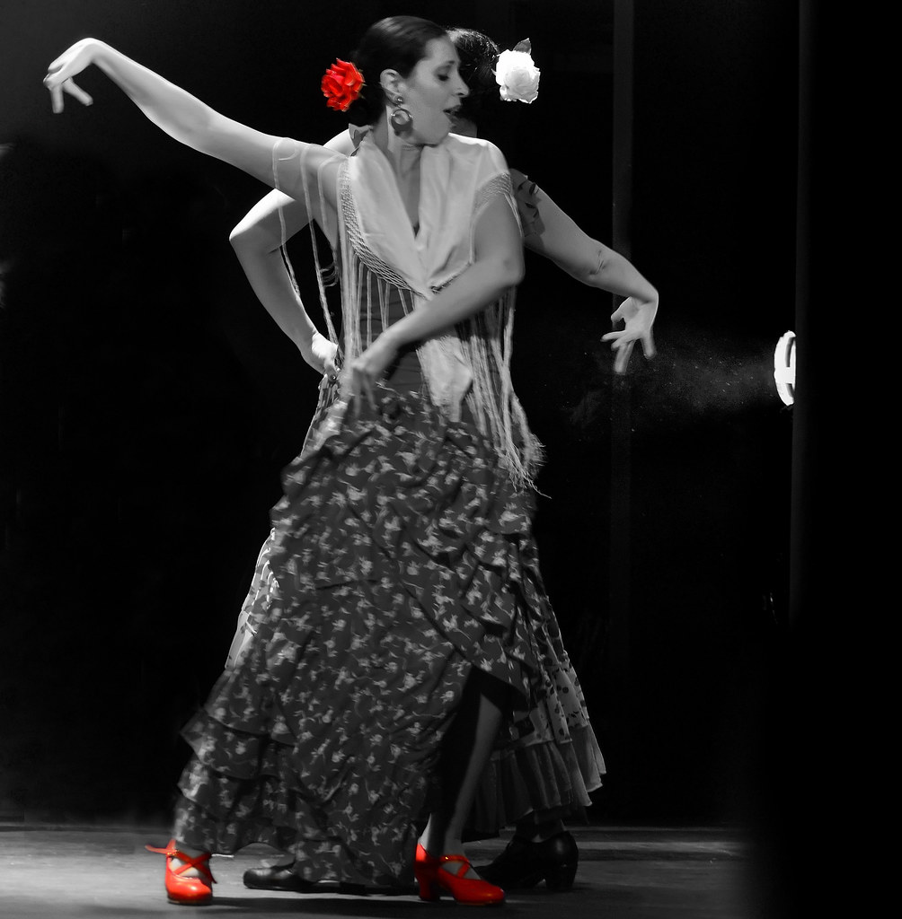 flamenco couple  amir appel  Flickr