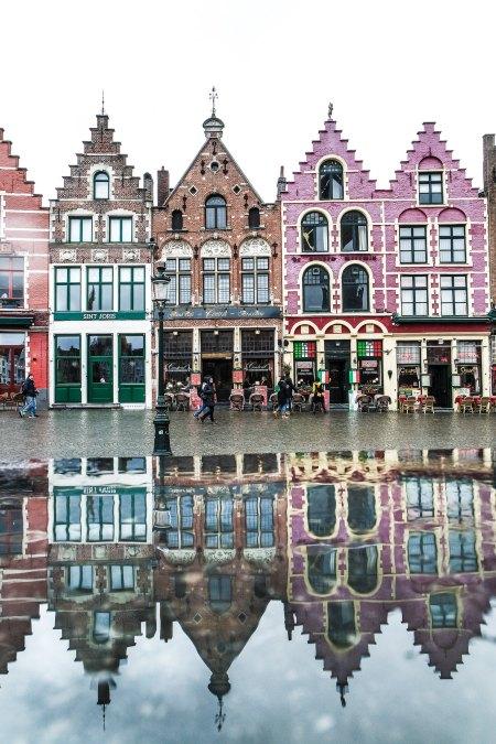 Il Markt di Bruges