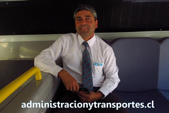 Marcelo Reyes - Conductor ADL Enviro 500