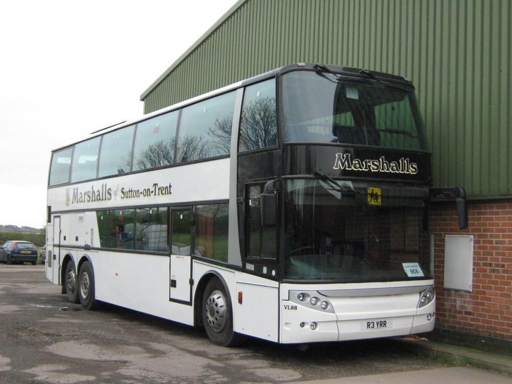 medium resolution of  marshalls coaches vl88 r3 yrr by doncasterdarts