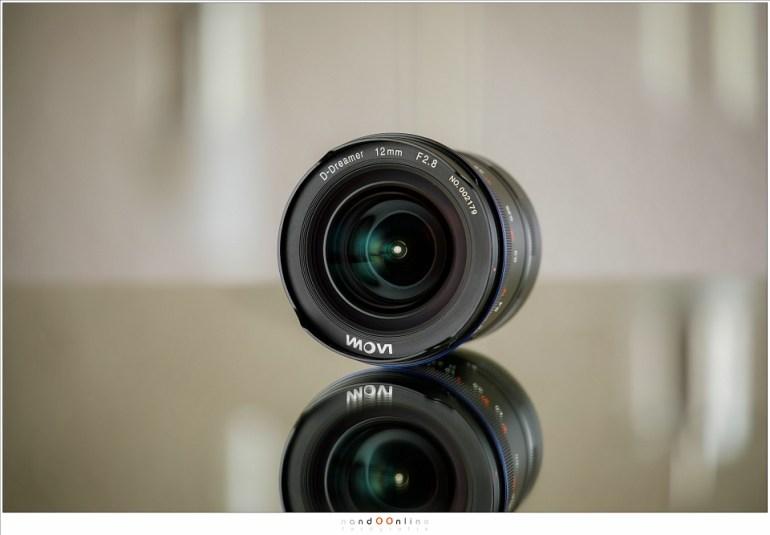 Laowa D-dreamer 12mm f/2,8 zero-D