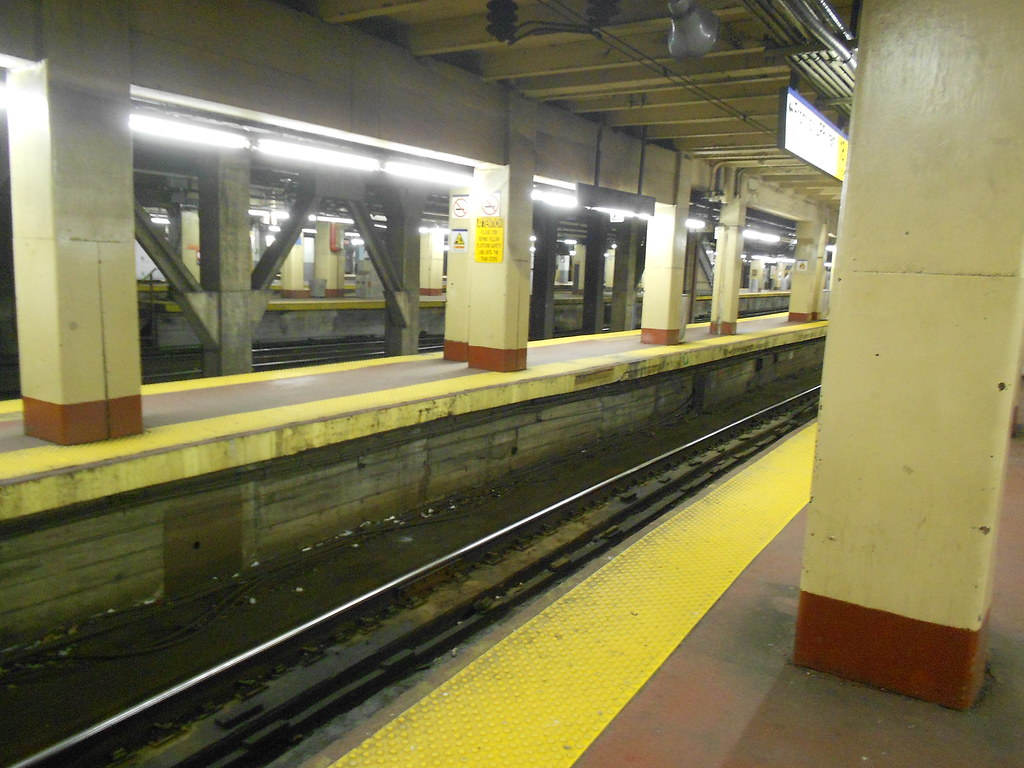 Platform I at Penn Station  The LIRR Today  Flickr