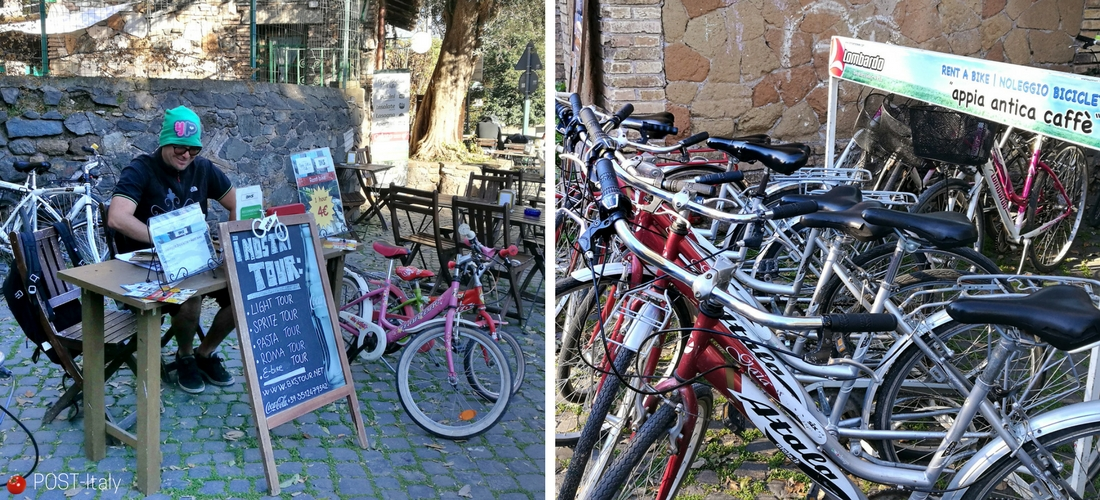 bicicleta-Via-Ápia