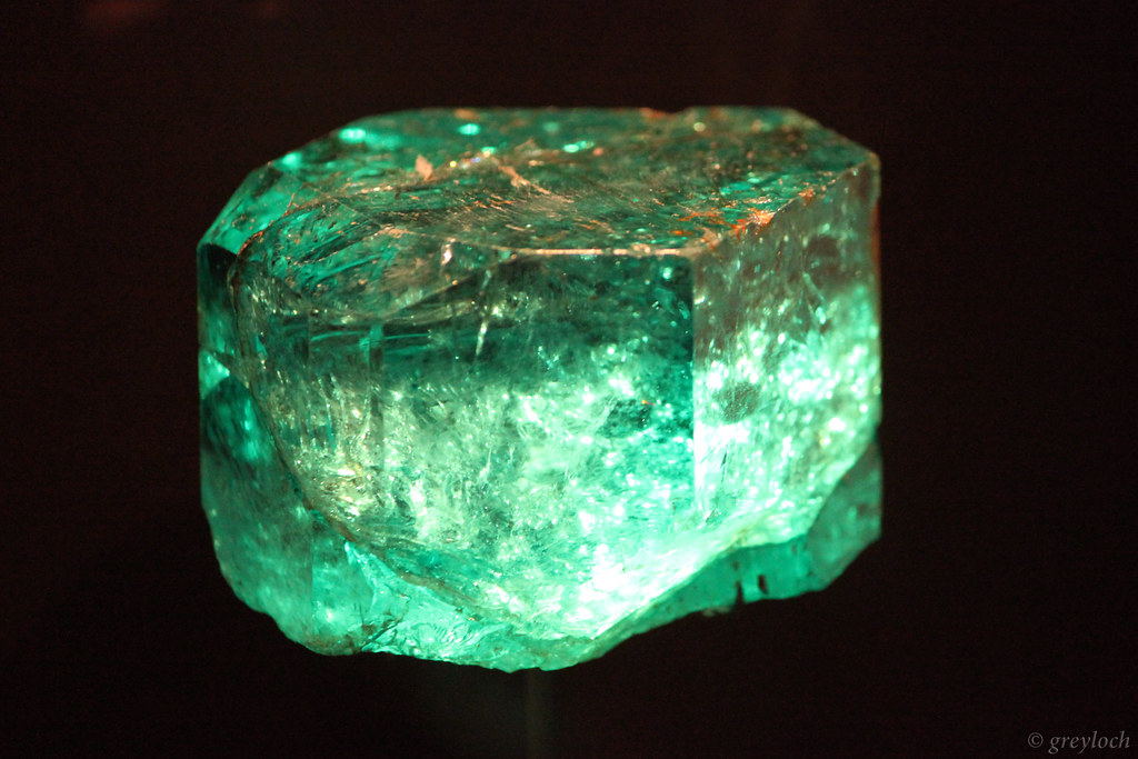 Gachala Emerald In The Geology Gems Amp Minerals Hall