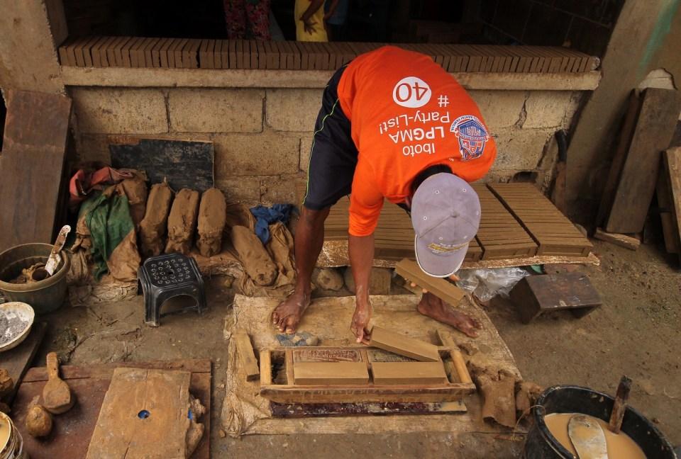 Brickmaking in Iguig, Cagayan