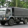 Singapore army man 16 284 laerc 5 ton truck flickr photo sharing