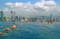 SkyPark Infinity Pool   Marina Bay Sands SkyPark Infinity ...