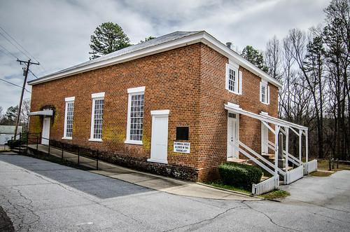 Carmel Presbyterian Church and Cemetery-002