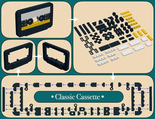 Cassette Micro Building Guide