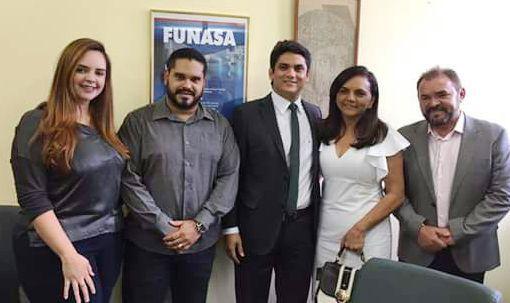 PTN rompe com governo, mas continua no comando da Funasa no Pará, Jardel Silva, Funasa