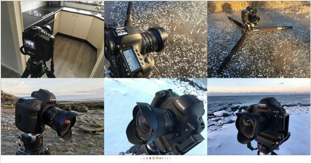 De Laowa D-dreamer 12mm f/2,8 zero-D in gebruik.