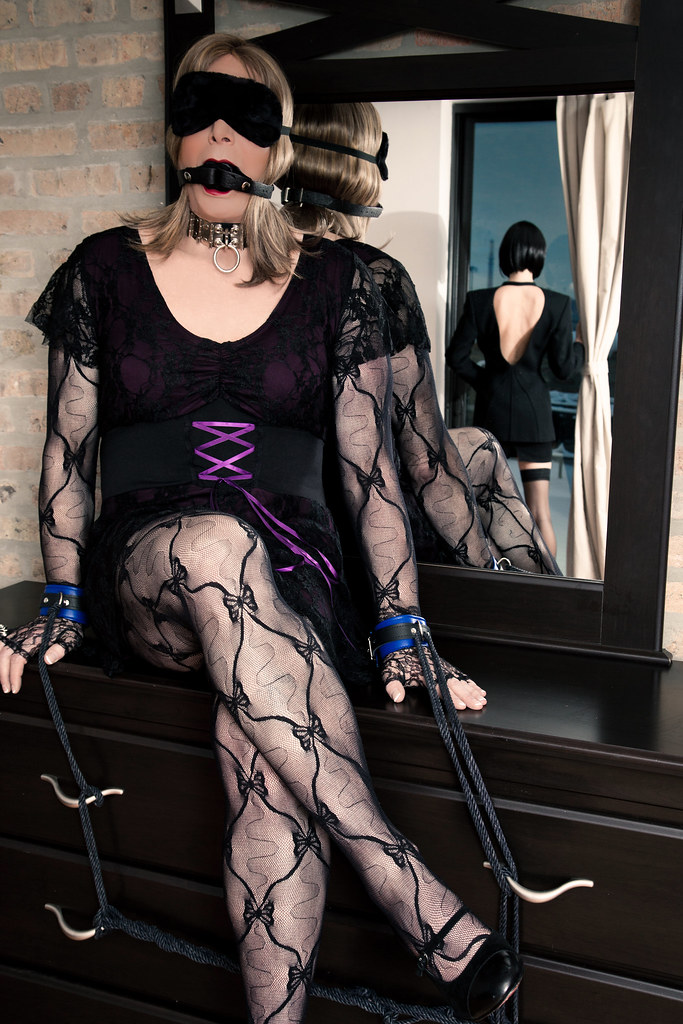 Mistress Dresser  I got tied up yesterday when trying to ge  Randi Lee Richards  Flickr