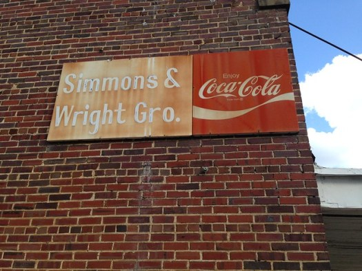 Simmons-Wright Company General Store, Toomsuba MS