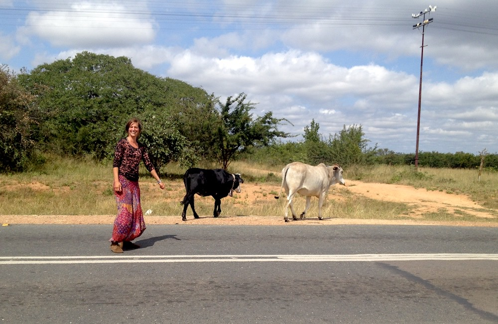 Liftaamassa Afrikassa