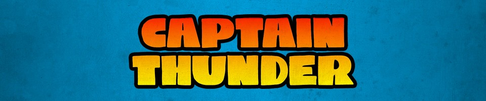Captain Thunder of Earth-2: The Five Earths Project