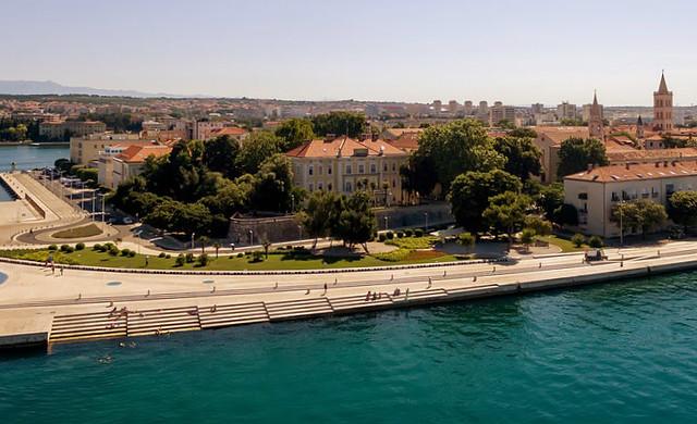 Sea Organ in Zadar