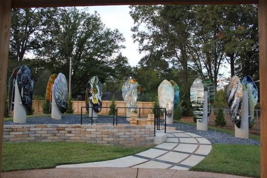 Gus Waterman Herrman Holocaust Memorial at Beth Israel in Jackson MS