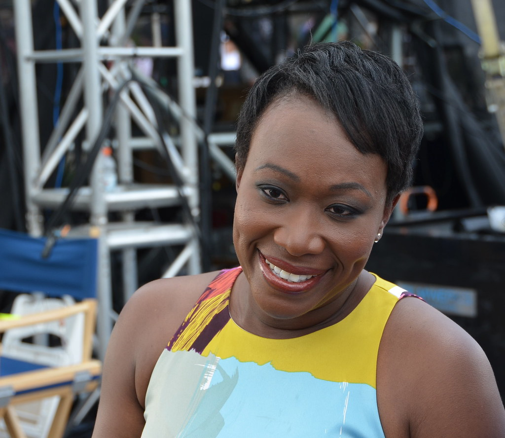 Joy Reid 3 MSNBCs Joy Ann Joy Reid Broadcasting