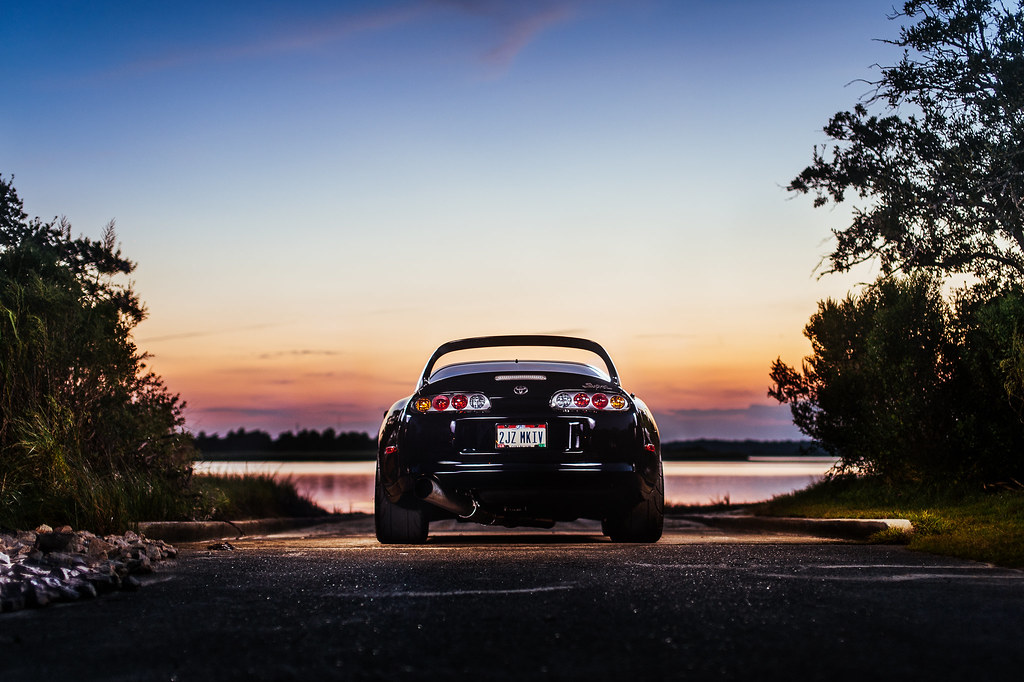 Black And White Wallpaper Hd Vlads S 1995 Toyota Supra Charles Siritho Flickr