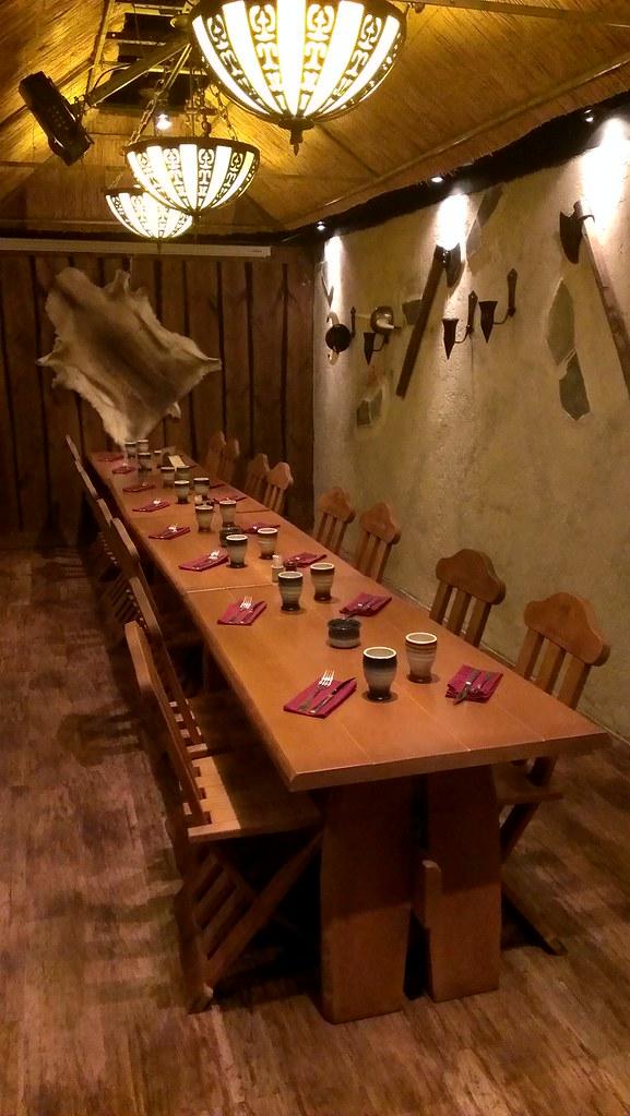 Viking Long Table  Bulent Yusuf  Flickr