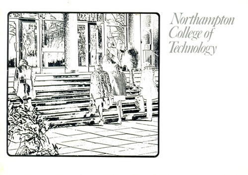Front cover Northampton College of Technology Prospectus