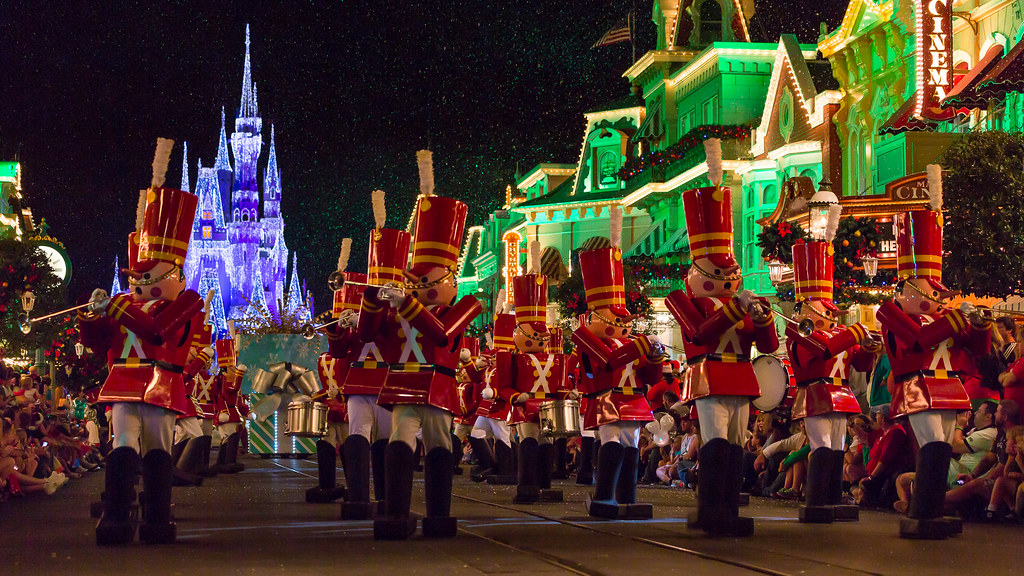 Wallpaper Hd Pic Magic Kingdom Toy Soldiers Jeff Krause Flickr