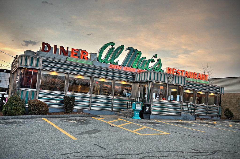 Fall Moving Wallpaper Al Mac S Diner Al Mac S Diner Fall River Massachusetts