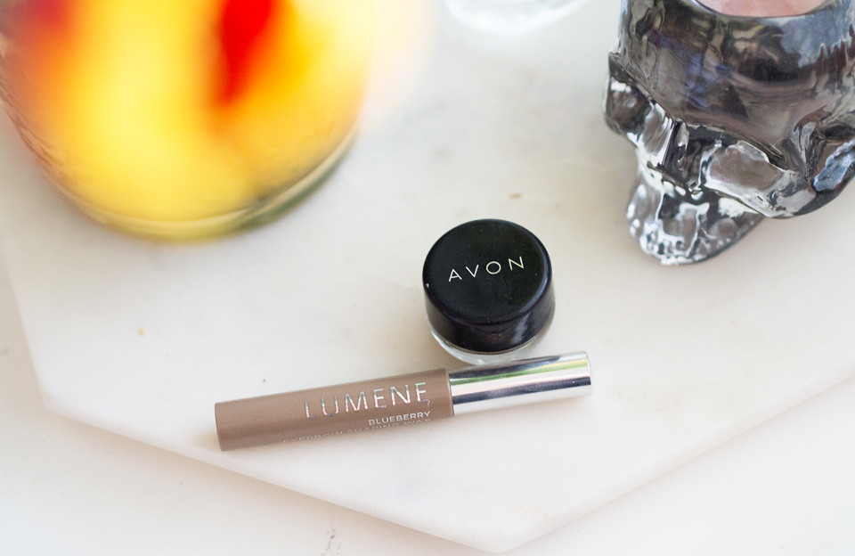 avon lumene eyebrow shaping wax