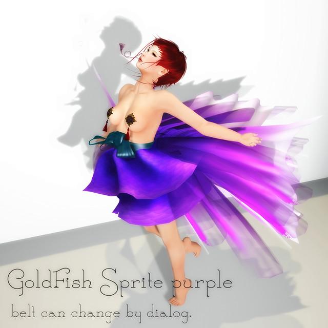 *NAMINOKE*GoldFish Sprite