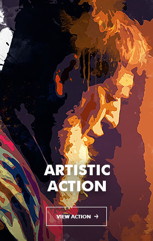 Painting Art - Painting Photoshop Action - 37