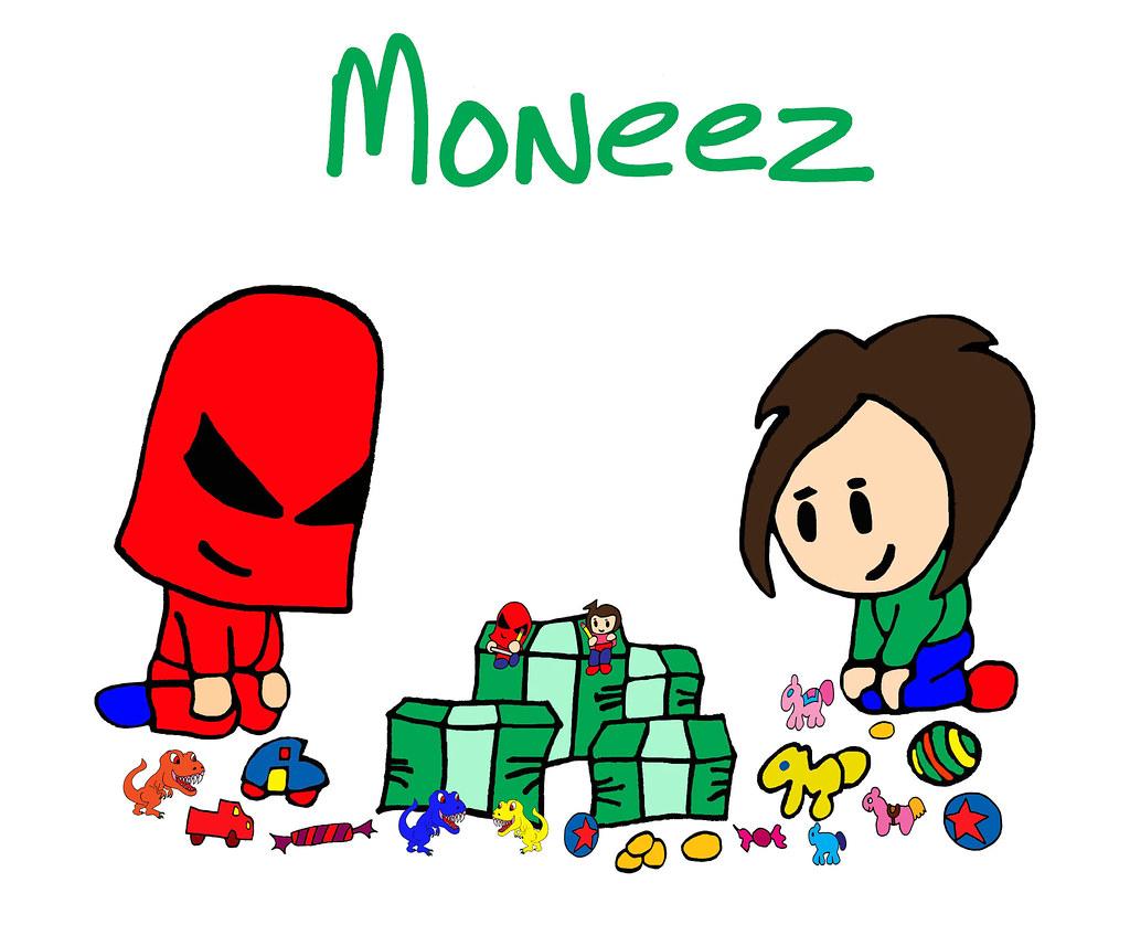 hight resolution of  money poster b pop mason valentine american cartoon comic character bad boy girl superhero anime