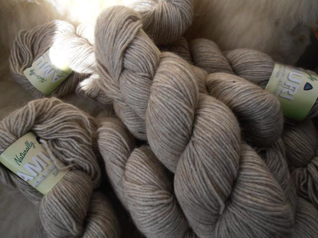Got a present of 600g merino/possum wool