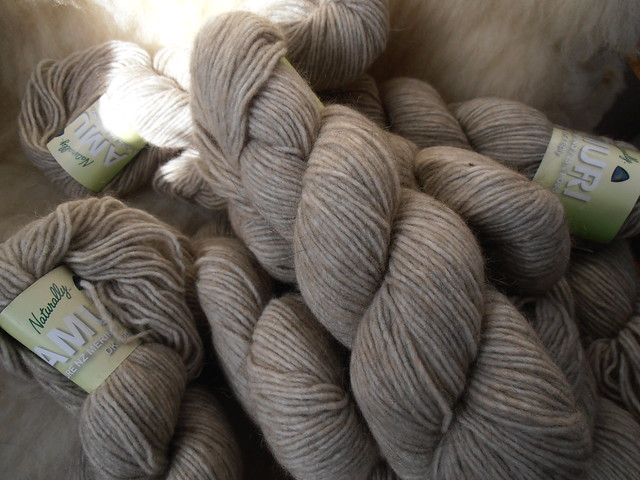 Got a present of 600g merino/possum wool
